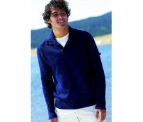 Kariban Open Collar Jumper
