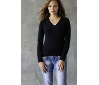 Kariban Elodie Ladies V-Neck Jum