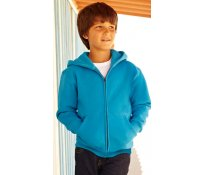 Kids' Hooded Sweat Jacket