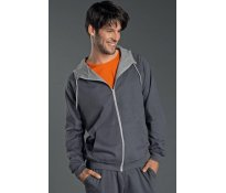 Tagless® Hooded Sweatjacket Spor
