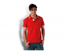 KARIBAN MENS SHORT SLEEVE POLO S