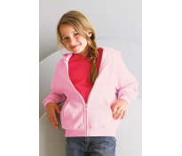 Kids' Full Zip Hooded Sweat