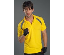 Tagless® Polo Contrast Sports
