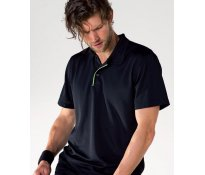 Kariban Short Sleeve Lycra Polo