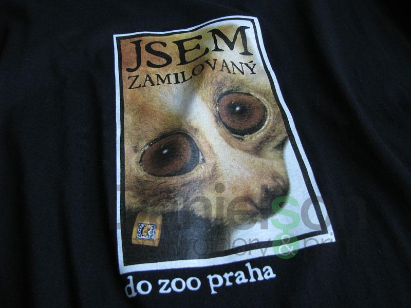 efbf7f52ecd2 Priama sieťotlač na textil - Danielson - špecialista na potlač tričiek -  Praha - kvalitná potlač tričiek